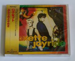 Roxette / Joyride Japan CD Limited Pressing Out Of Print