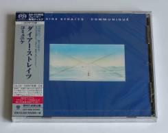 Dire Straits / Communique Japan SHM-SACD Limited Release