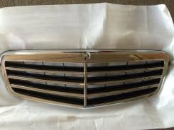 Решетка радиатора. Mercedes-Benz E-Class, S211, W211