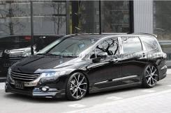 Обвес кузова аэродинамический. Honda Odyssey, RB3, RB4