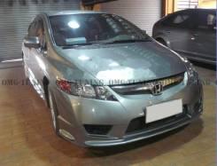 Обвес кузова аэродинамический. Honda Civic, EF3, EG3, EH3, EK3, EP3, EU3, FA3, FD1, FD2, FD3, FK3, FN3, MB3, MC3 Двигатели: 20T2N, 20T2N10N, 20T2N11N...