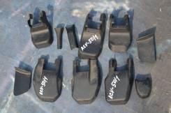 Крышка петли сиденья. Toyota Camry, ACV51, ASV50, AVV50, GSV50