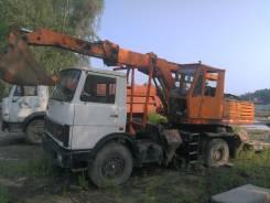 МАЗ 5337. Продаётся Маз-Экскаватор, 0,80куб. м.