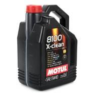 Motul 8100 X-Clean. Вязкость 5W-40