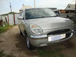 Toyota Duet. автомат, передний, 1.0 (4 764 л.с.), бензин, 200 000 тыс. км