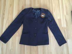Пиджаки школьные. Рост: 140-146, 146-152 см
