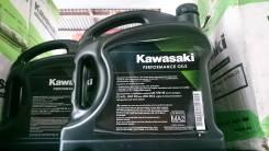 Масло Kawasaki 4-тактное 10W40 синтетическое -3.8л.
