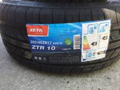Zeta ZTR18. Летние, без износа, 1 шт
