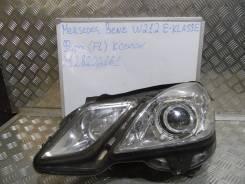 Фара. Mercedes-Benz E-Class, W212