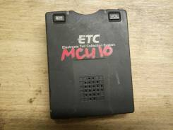 ETC electronic toll collection system. Chevrolet Metro