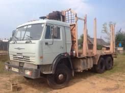 Камаз 53215. Лесовоз, 10 850 куб. см., 15 000 кг.