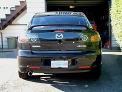 Спойлер. Mazda Axela, BK3P, BK5P, BKEP Mazda Mazda3, BK, BK3P, BK5P, BKEP
