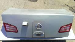 Крышка багажника. Nissan Skyline, CPV35, HV35, NV35, PV35, V35 Двигатели: VQ30DE, VQ30DD, VQ35DE, VQ25DD