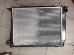 Радиатор охлаждения двигателя. Toyota Hiace, LH113, LH103, LH125, LH162, LH184, LH172 Toyota Regius Ace, LH178, LH172, LH162, LH184, LH182, LH188, LH1...