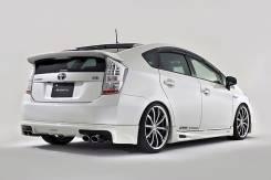 Спойлер. Toyota Prius, ZVW35, ZVW30L, ZVW30 Двигатель 2ZRFXE