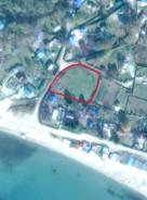 Участок на самом берегу бухты Руднева (2-я линия), собственность, ИЖС. 1 537 кв.м., собственность, от частного лица (собственник). Схема участка
