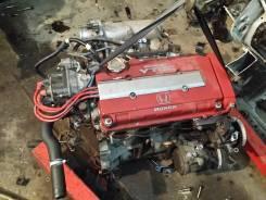 Двигатель. Honda Civic Honda Civic Type R Двигатель B16B
