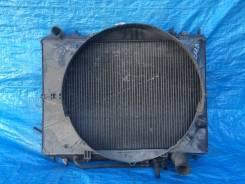 Радиатор охлаждения двигателя. Isuzu Wizard, UES73FW