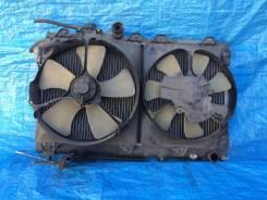 Радиатор охлаждения двигателя. Toyota Carina ED, ST202