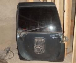 Дверь багажника. Nissan Patrol, Y61