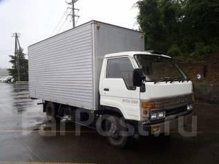 Toyota Dyna. фургон, рама BU88, двигатель 14B под птс., 3 700 куб. см., 2 000 кг. Под заказ