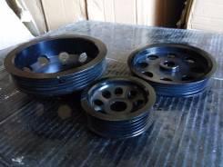 Шкив. Nissan Silvia, S14, S15 Nissan 200SX Двигатель SR20DET