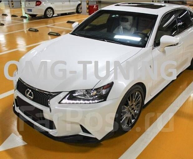 Обвес кузова аэродинамический. Lexus: ES300, ES330, LX570, GS430, RX330, RX350, ES250, GS450h, SC300, LS460, IS350C, IS250, IS350, GS250, GS350, GS400...