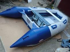 Badger. длина 3,70м., двигатель подвесной