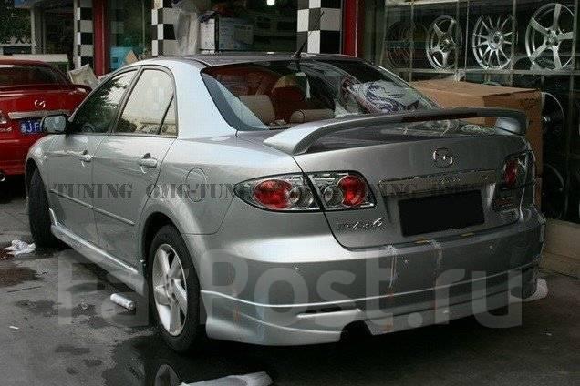 Обвес кузова аэродинамический. Mazda Mazda6, GY, GG Mazda Atenza, GGEP, GG3P, GY3W, GYEW
