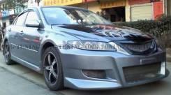 Обвес кузова аэродинамический. Mazda Mazda6, GY, GG Mazda Atenza, GG3P, GGEP