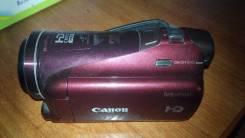 Canon LEGRIA HF M41. Менее 4-х Мп, с объективом