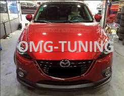 Обвес кузова аэродинамический. Mazda Axela, BM5AP, BYEFP, BM5FP Mazda Mazda3, BM. Под заказ