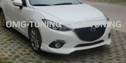 Обвес кузова аэродинамический. Mazda Axela, BM5AP, BYEFP, BM5FP Mazda Mazda3, BM