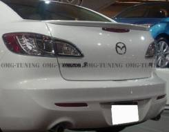 Спойлер. Mazda Mazda3, BK