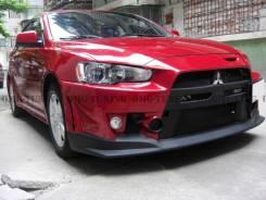 Обвес кузова аэродинамический. Mitsubishi Lancer, CY1A, CY3A Двигатели: 4G13, 4G93, 4G63