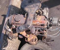 Двигатель в сборе. Toyota Corolla Двигатель 2E