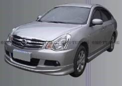 Обвес кузова аэродинамический. Nissan Bluebird Sylphy, NG11, G11, KG11 Nissan Almera, G11