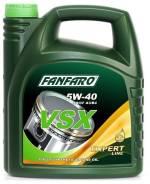 Fanfaro. Вязкость 5W-40, синтетическое