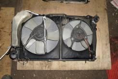Радиатор охлаждения двигателя. Subaru Legacy, BGA, BGB, BGC, BG2, BG5, BG3, BG4, BG9, BC5, BG7, BD5 Двигатели: EJ20G, EJ20H