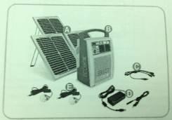 Солнечный портативный генератор Ecoboxх 310