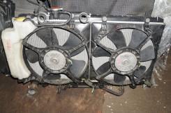 Радиатор охлаждения двигателя. Subaru Legacy Lancaster, BHE Subaru Legacy, BEE, BHE Двигатель EZ30D