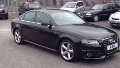 Audi A4. B8 B9