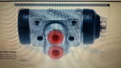 Цилиндр рабочий тормозной. Mitsubishi L200, KB4T Mitsubishi Challenger Mitsubishi Pajero Mitsubishi Montero Sport