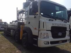 Hyundai HD. 320 с КМУ Soosan 746 2013 года Новый, 11 149куб. см., 20 000кг., 8x4