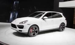 Электронный контроль устойчивости. Porsche Cayenne