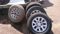 Диски с резиной Форд рейнджер Мазда ВТ-50. x16. Под заказ