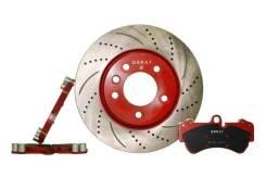 Диск тормозной. Audi Q7 Porsche Cayenne