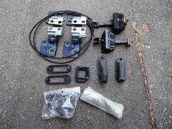 Крепление запасного колеса. BMW 6-Series, E63, E64