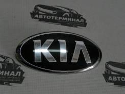 Шильд эмблема в крышку багажника Kia Rio UB G4FC