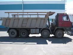 Tatra. Автомобиль Татра-815-26AS81 С/С, 12 667 куб. см., 20 500 кг.